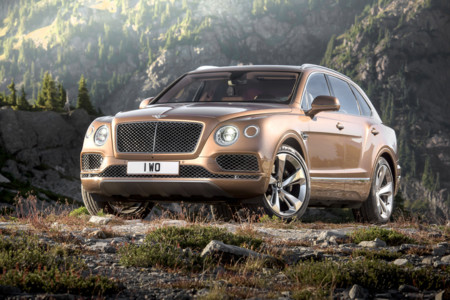 Bentley Bentayga 100