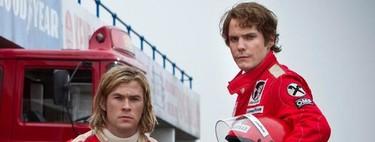 'Rush', dos hombres y un destino