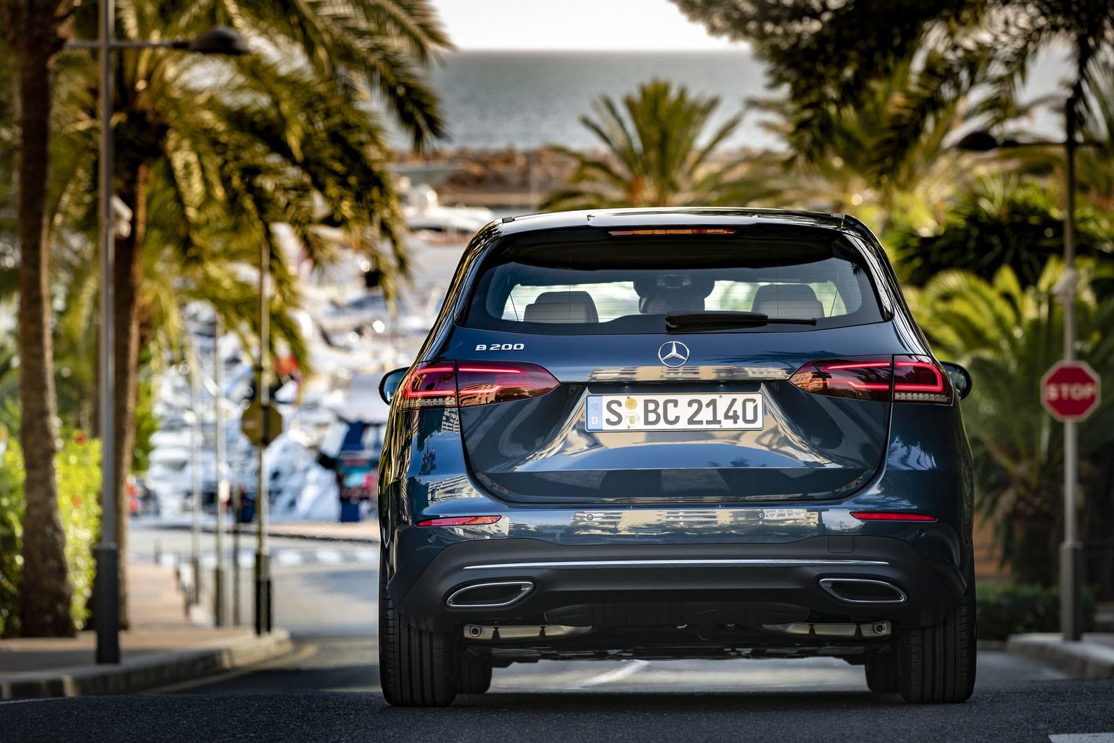 Foto de Mercedes-Benz Clase B 2019 (17/157)