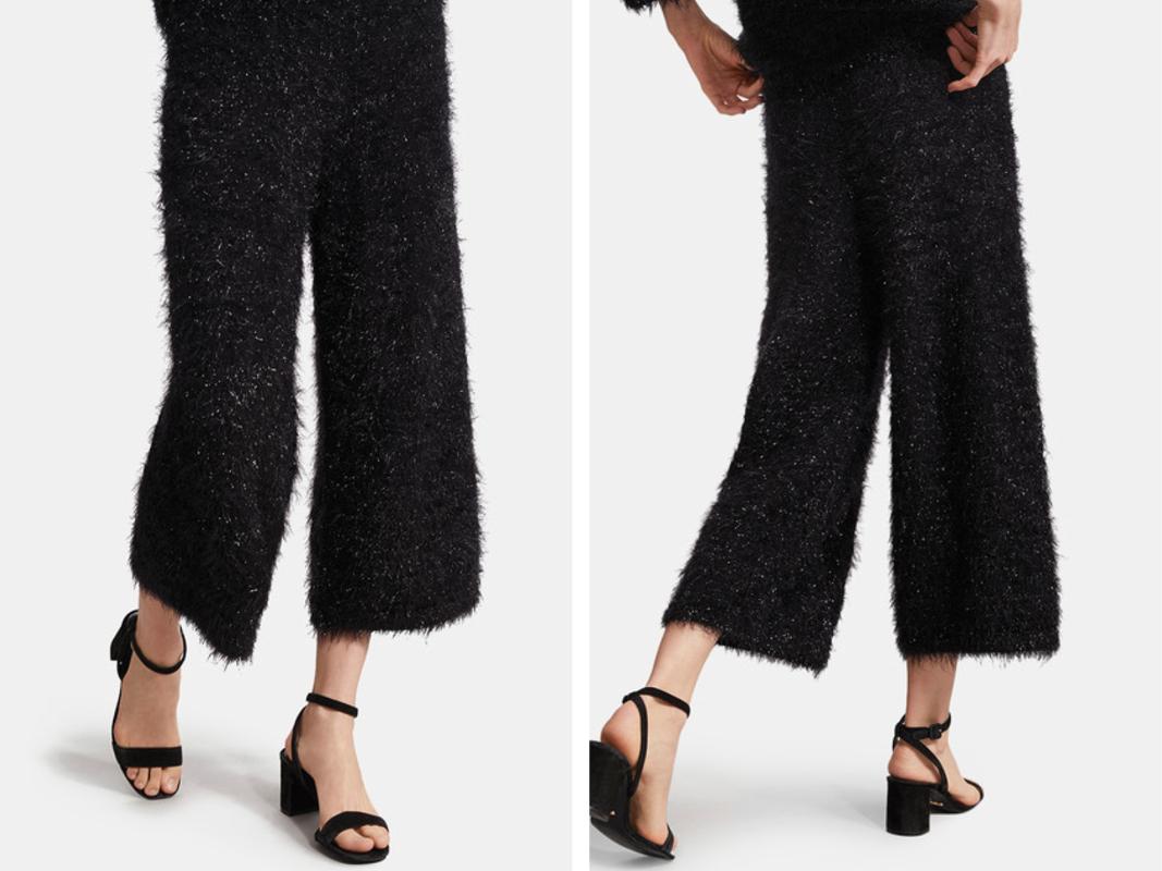 Pantalón de mujer Escorpion peludo culotte