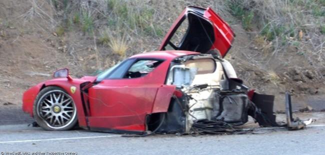 Ferrari Enzo Crash 005