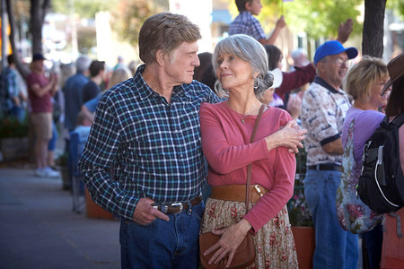 Robert Redford y Jane Fonda se reencuentran en 'Our Souls at Night', el nuevo drama de Netflix