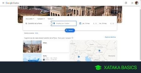 Google Flights: qué es y cómo utilizarlo para encontrar vuelos baratos