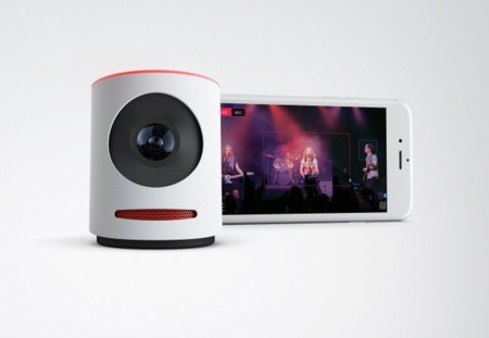 Movi, la cámara especializada en streaming