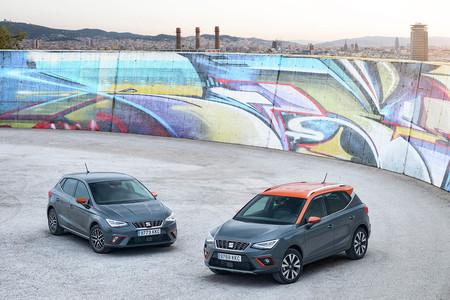 Seat Ibiza y SEAT Arona diésel