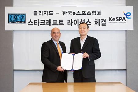 Kespa Corea