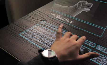 En busca de un interfaz tridimensional de realidad aumentada