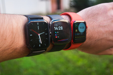 Comparativa Smartwatches 7