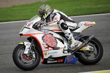 Pirro, pole de Moto2