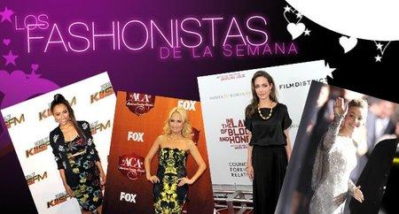 Los Fashionistas de la Semana: Divinas versus Horteras (II)