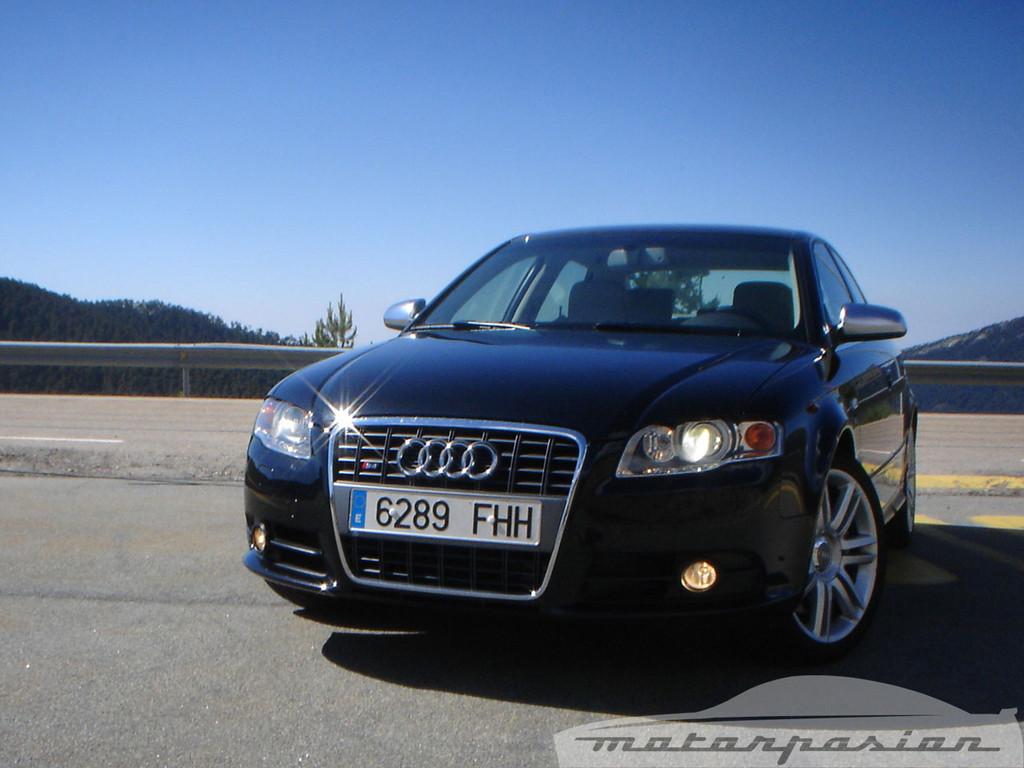 Audi S4 (prueba)
