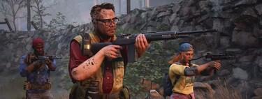 Back 4 Blood recibe un gran interés durante el fin de semana: casi 100.000 jugadores simultáneos con la beta