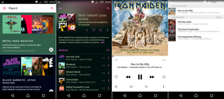 Apple Music Android 04