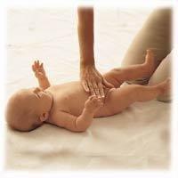 Aliviar los gases del bebé