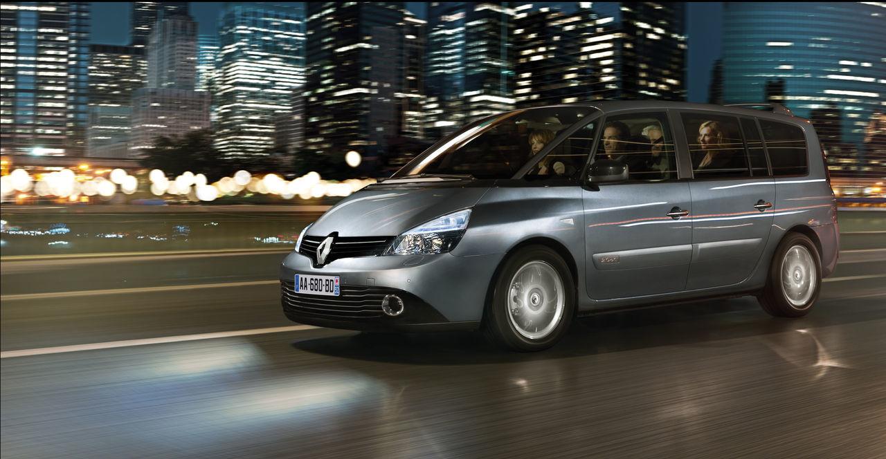 Foto de Renault Espace 2012 (8/13)