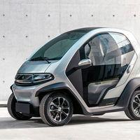 Eli Zero, un coche eléctrico que es la fusión china de Renault Twizy y smart EQ fortwo, llegará a Europa con 110 km de autonomía