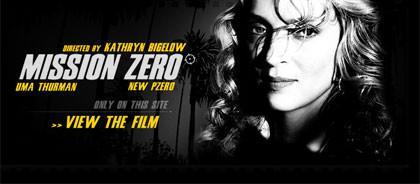 Mission Zero, la nueva película de Pirelli