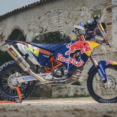Foto 34 de 47 de la galería ktm-450-rally en Motorpasion Moto