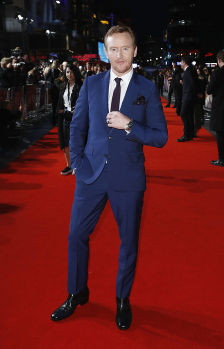 Tony Curran Outlaw King European Premiere 62nd Bfi London Film Festival