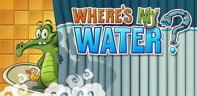 ¿Dónde ésta mi agua?