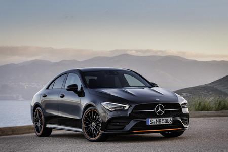 El Mercedes Benz Cla Coupe Ya Tiene Precio En Espana Desde 31 400