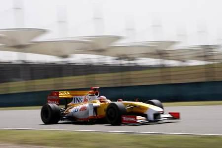 Fernando Alonso se vuelve de China sin puntos