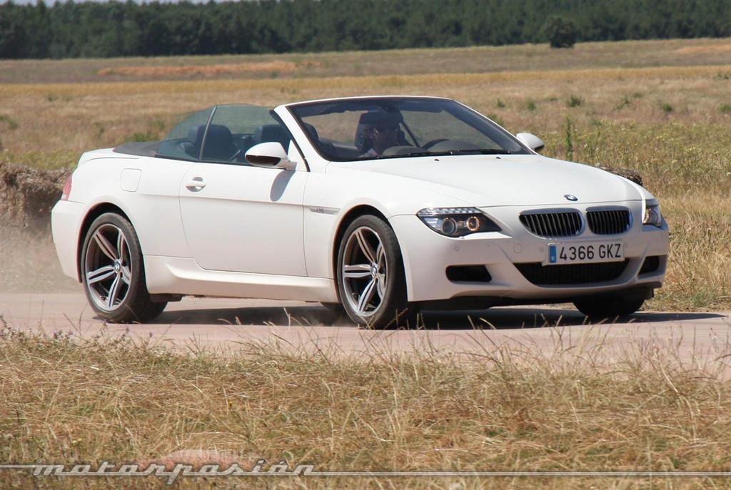 Foto de BMW M6 Cabrio (prueba) (48/68)