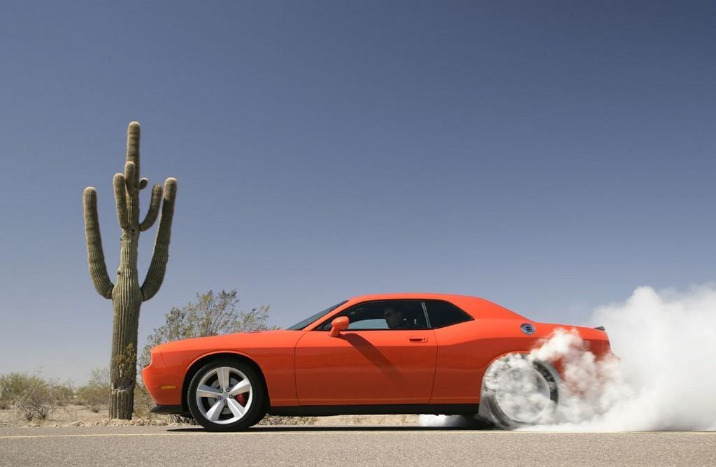 Foto de Dodge Challenger SRT8 (37/103)