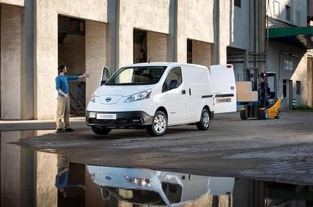 Arranca la producción del Nissan e-NV200, el segundo eléctrico de Nissan