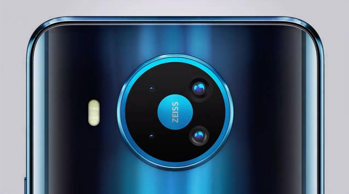 Nokia 8.3 Camera