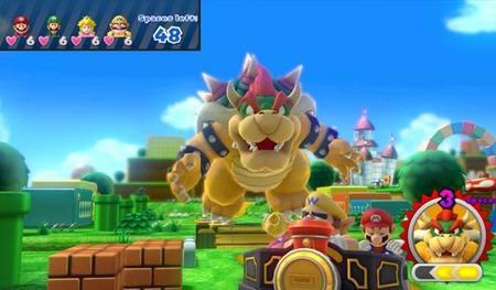 Bowser intentará arruinar todo en el nuevo trailer de Mario Party 10