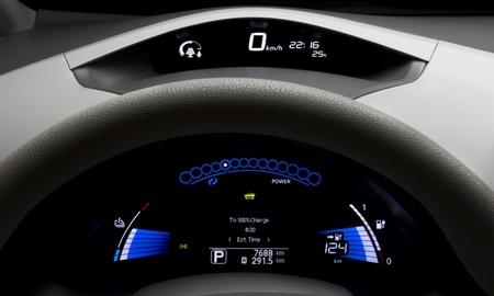 Cuadro de instrumentos Nissan LEAF