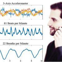 Los acelerómetros de tu móvil pueden medir el ritmo cardíaco y la respiración sin tocarte