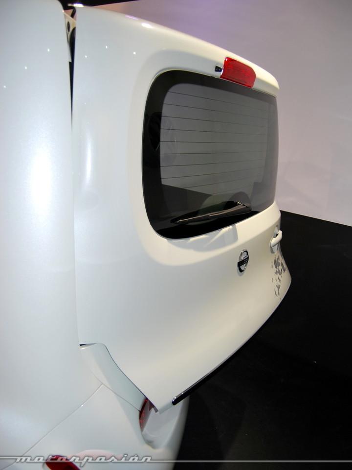 Foto de Nissan Cube (presentación) (35/56)