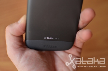 HTC One S análisis beats