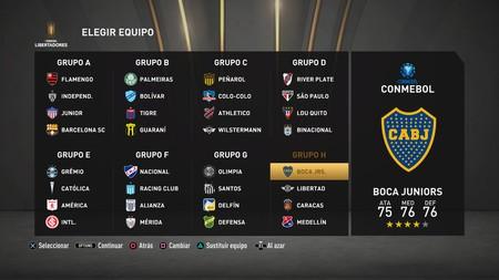 Fifa 20 Conmebol Libertadores En Los Menus 4
