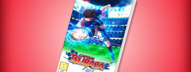 'Captain Tsubasa: Rise of New Champions' para Nintendo Switch y PS4 disponible por menos de 500 pesos en Amazon México