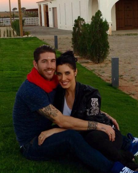 Ya está aquí el niño de Sergio Ramos y Pilar Rubio