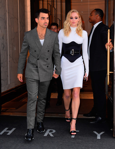 Joe Jonas Y Sophie Turner 1