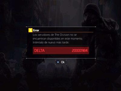 The Division llega con problemas en sus servidores, pero no es el primero ni será el último en sufrirlos