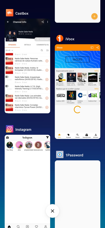 Foto de Xiaomi Mi Mix 3 interfaz (1/23)