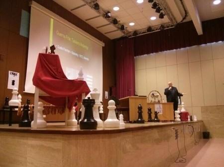 Enorme éxito de la iniciativa Jaque mate al fracaso escolar en el Colegio Santa Francisca Javier Cabrini