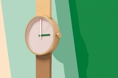 La hora del minimalismo contemporáneo: reloj Multi de AÃRK Collective
