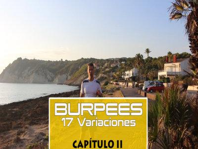 BURPEES Nivel II - ¡¡17 tipos!!