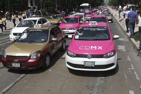 Resultado de imagen para taxis cdmx