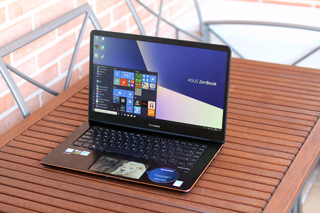 Asus Zenbook Pro 15 12