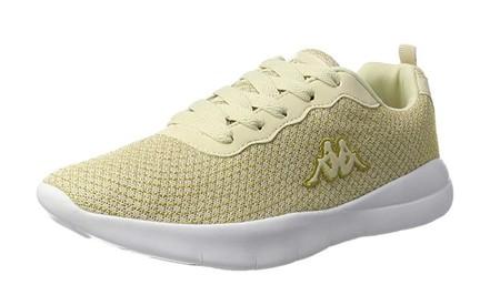 Tenemos las zapatillas Kappa Loop en dorado desde sólo 17,36 euros en Amazon