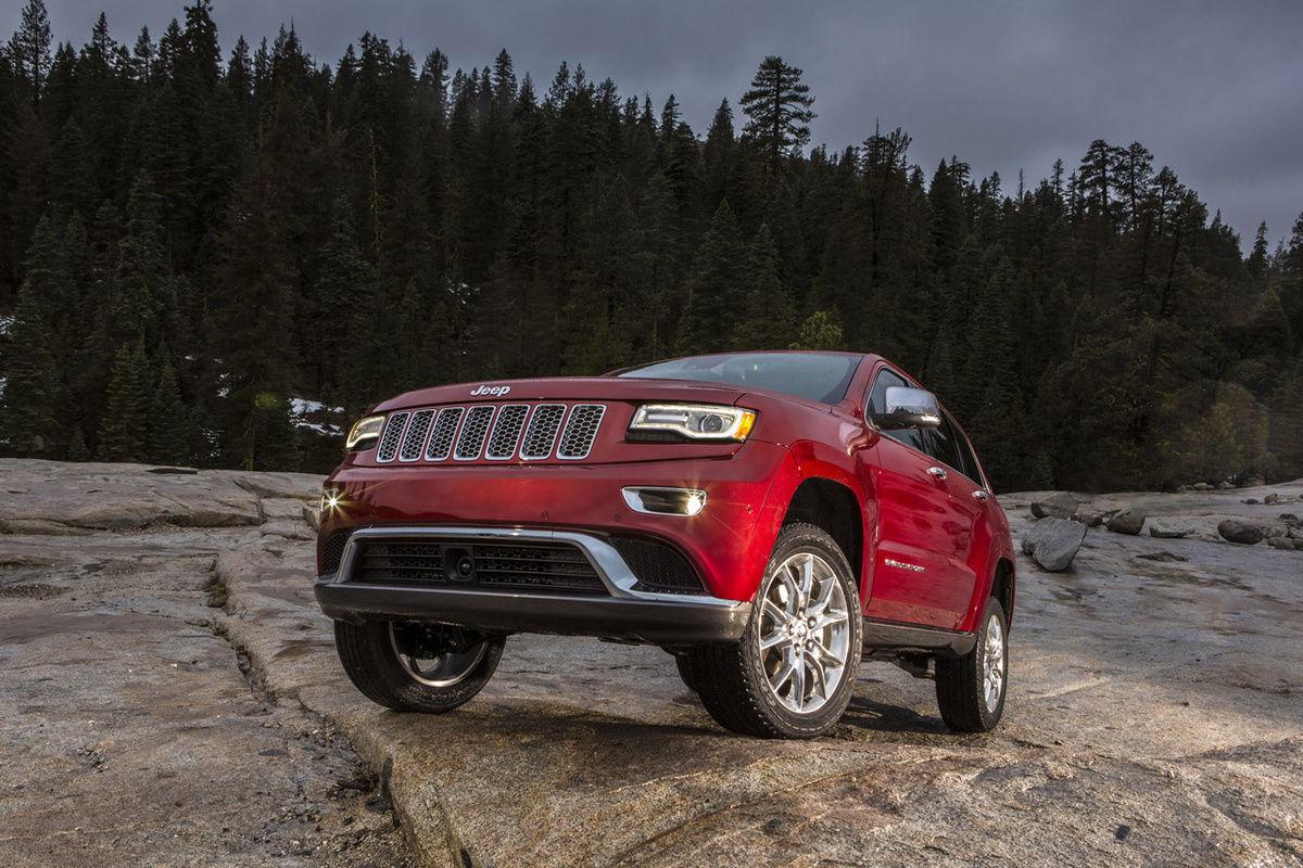 Foto de 2014 Jeep Cherokee (8/33)