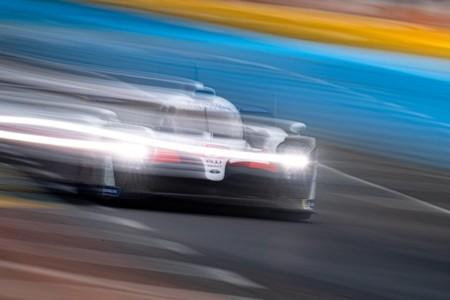 Le Mans Toyota 2019
