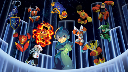 Los seis primeros Mega Man darán el salto a los dispositivos móviles